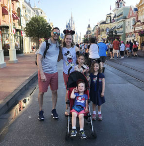 Family Disney vacation