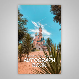 Disney Autograph Book Beach