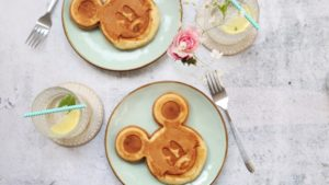 Disney Breakfast