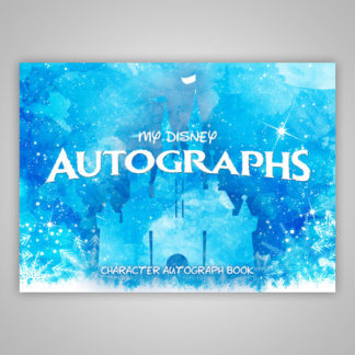 Disney Autograph Book Frozen