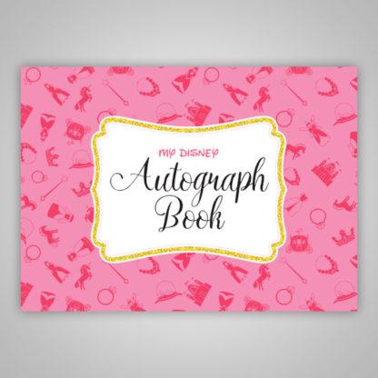 Disney Autograph Book Princess