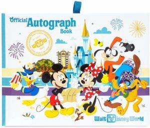Official Disney Autograph Book