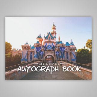 Disney Autograph Book Castle