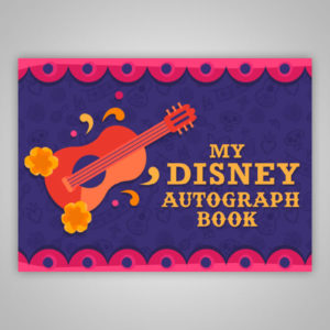 Coco Disney Autograph Book